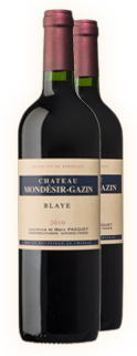 Château Mondésir-Gazin 2010