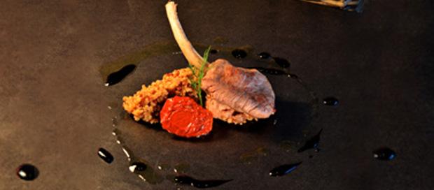Blaye Friday - Recette côtelette d'agneau et risotto au quinoa